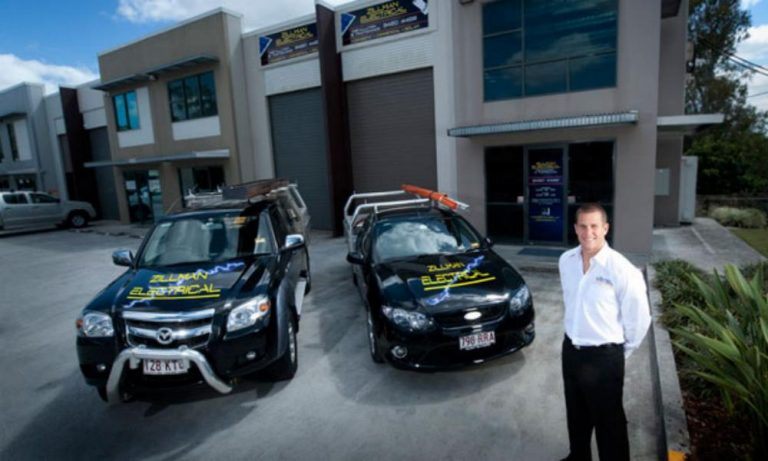 Cars and Workshop - Zillman Electrical